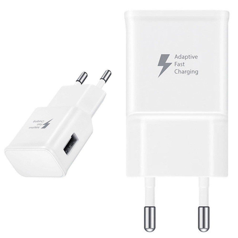 Αντάπτορας/Φορτιστής Ταξιδίου Samsung EP-TA20E Fast Charge 2.0A (Λευκό)