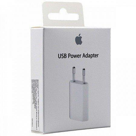 APPLE 5W USB Power Adapter - MGN13ZM/A