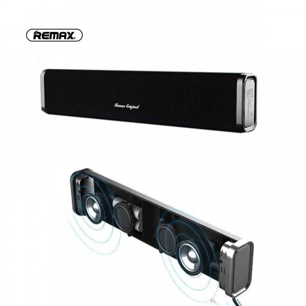 Bluetooth Ηχείο Remax RB-M33 Μαύρο
