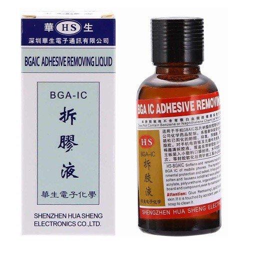 HS BGA-IC Συγκολλητικό υγρό αφαίρεσης chip