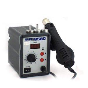Quick 858D Σταθμός Θερμού Αέρα
