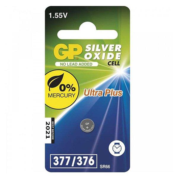 GP Batteries Watch Battery 377/376 SR66