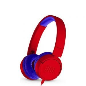 JBL JR300 Headphones for Kids Red