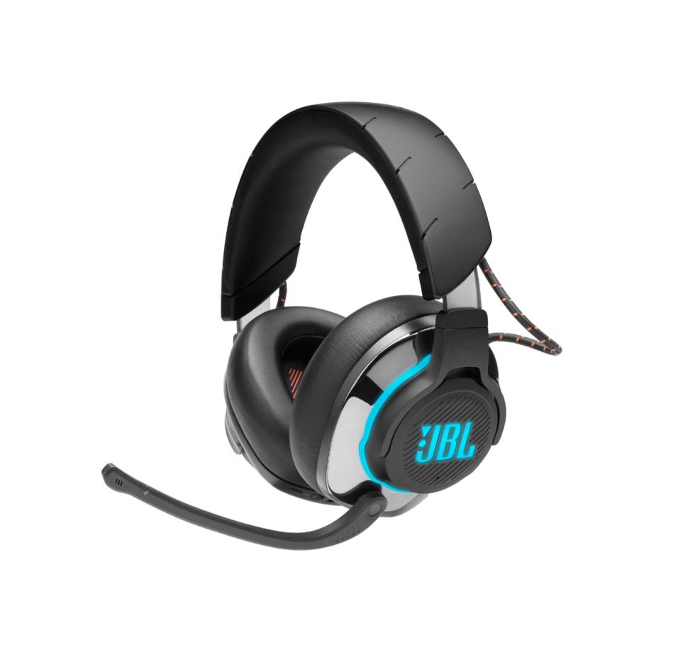 JBL Quantum 800, Over-Ear Wireless 2.4 Ghz & BT Gaming Headset, RGB, ANC