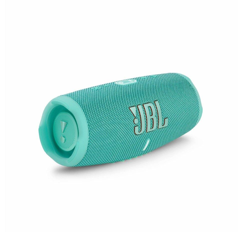 JBL Charge 5, Bluetooth Speaker, Waterproof IPX67, Powerbank, (Teal)