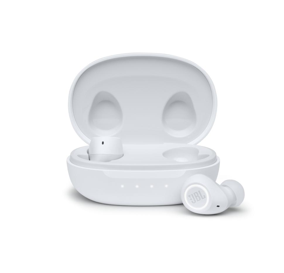 JBL Free II, True Wireless In-Ear Headphones, (White)