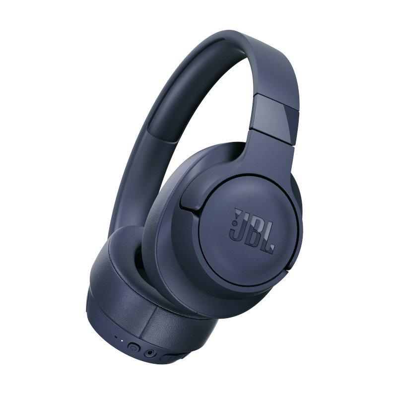 JBL Tune 700BT, Over-ear Bluetooth Headphones, Multipoint (Blue)