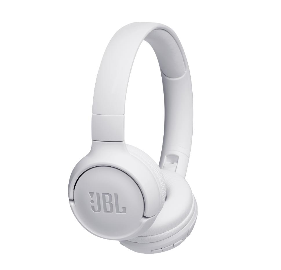JBL Tune 500BT Wireless Headphones (White)