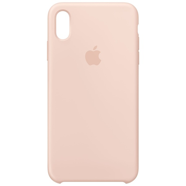 Θήκη Σιλικόνης για iPhone XS Max Pink Sand (MTFD2ZM/A)