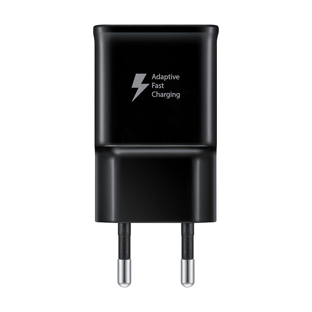 Αντάπτορας/Φορτιστής Ταξιδίου Samsung EP-TA20E Fast Charge 2.0A (Μαυρο)