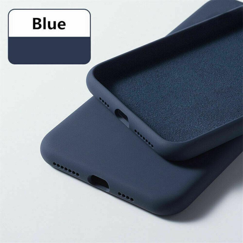 Ενισχυμένη Θήκη Σιλικόνης για Huawei P30 Midnight Blue