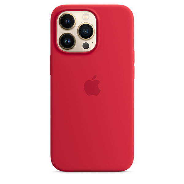 Apple Silicone Case iPhone 13 Pro with MagSafe PRODUCT(RED)